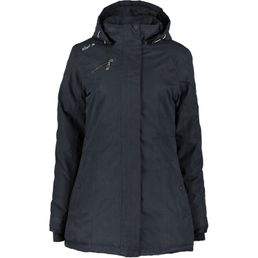 First B Damen Winterjacke Isla Midnight Navy