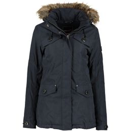 First B Damen Winterjacke Gemma Midnight Navy