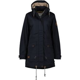Blue Wave Damen Winterjacke Ella Marine