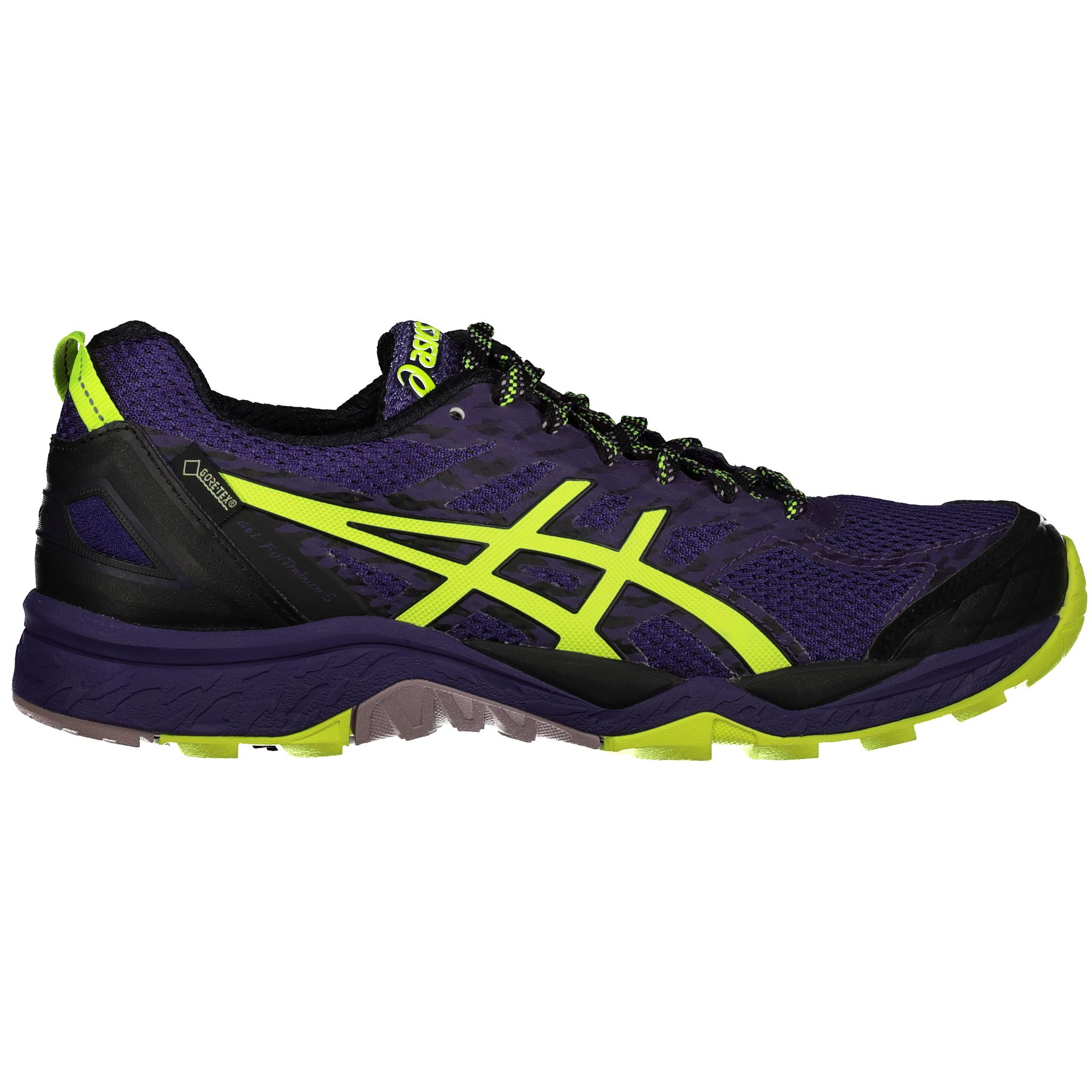 asics damen laufschuhe gel fuji trabuco 5 violett women. Black Bedroom Furniture Sets. Home Design Ideas