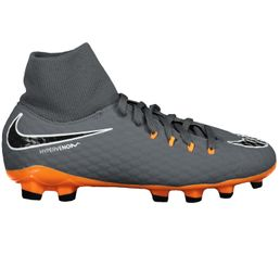 Nike Kinder Fussballschuh JR Phantom 3 Academy FG Dark Grey