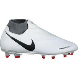 Nike Obra 3 Academy DF MG Jungen Fußballschuhe wolf grey/mtlc dark grey-d