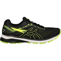 Asics GT-1000 7 Laufschuhe Herren Running Schuhe Black/Hazard
