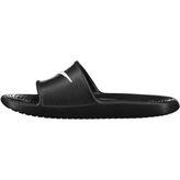 Nike Kawa Shower Herren Badelatsche Badesandale black/white – Bild 2