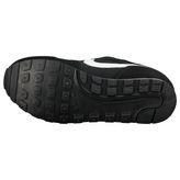 Nike MD Runner 2 Jungen Freizeitschuhe mit Klettverschluss black/white – Bild 3