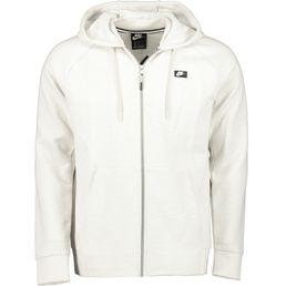 Nike NSW Optic Hoodie FZ Herren Sweatjacke mit Kapuze sail/htr