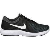 Nike Revolution 4 EU Laufschuhe Damen Black – Bild 1