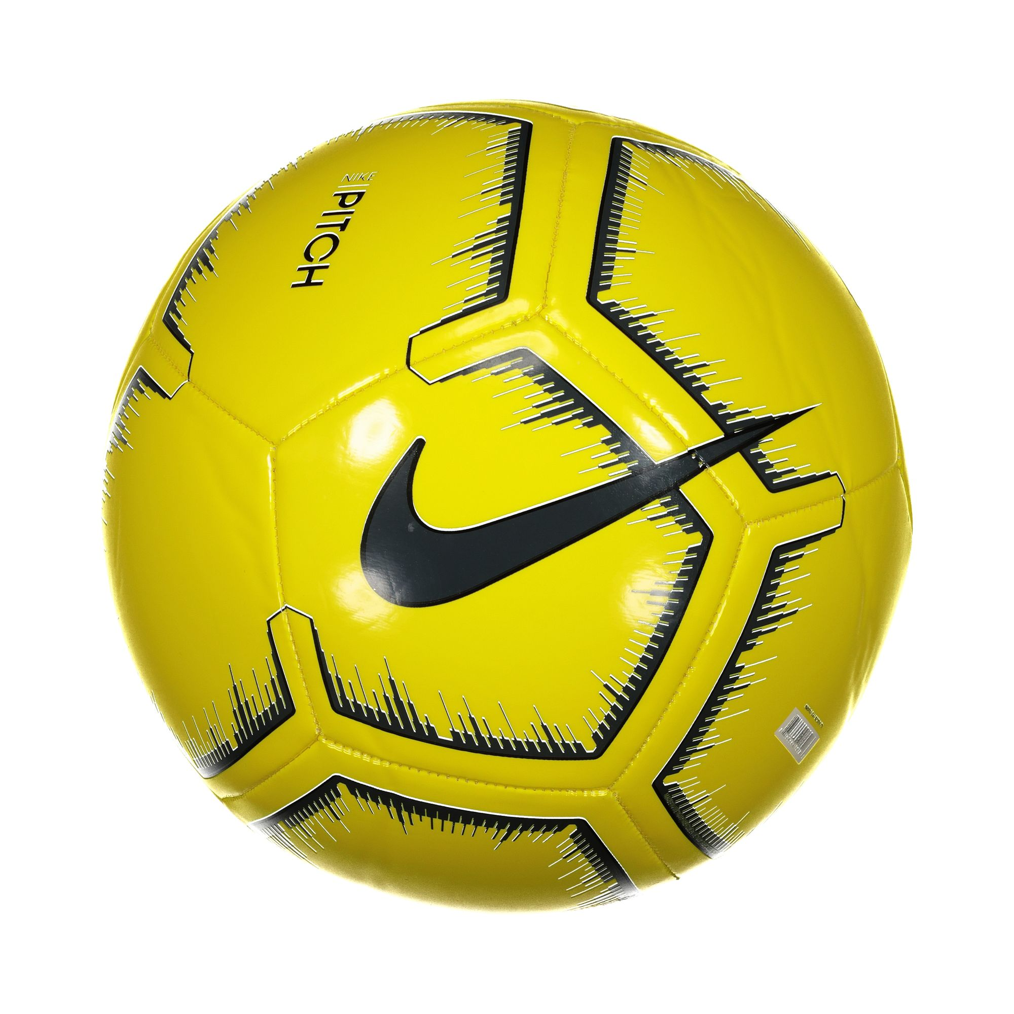 Nike Pitch Fa18 Fussball Opti Yellow Anthracite Ausrustung Fussball Fussballe