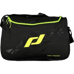 Pro Touch Force Shoulder Bag Sporttasche black/yellow