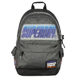 Superdry Sunset Montana Daypack Rucksack dark marl