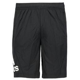 adidas performance Kurze Sporthose Jungen Kn-Shorts YB TR EQ KN black Hose