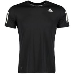 adidas performance Funktionsshirt kurzarm Herren H-T-Shirt OWN THE RUN black
