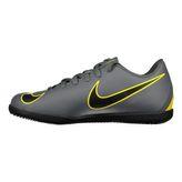 Nike Fussballschuhe Halle IC Kinder JUNIOR VAPOR 12 CLUB GS IC dark grey/black opti yellow  – Bild 2