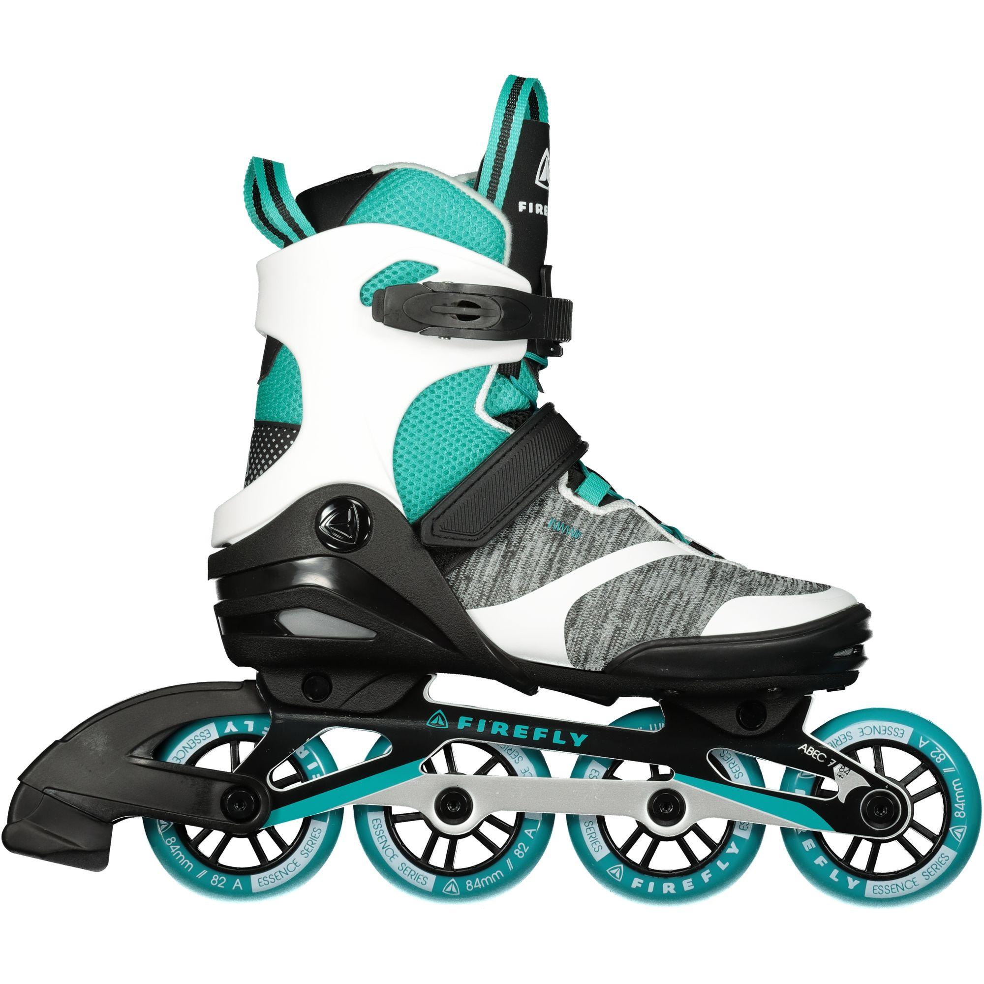 Firefly ILS 310 W84 Damen Inline Skates Inliner white/blue Inlineskating