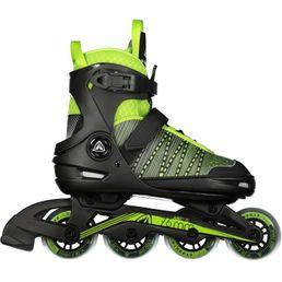 Firefly ILS 610 G Jungen Inline Skates Inliner black/green lime