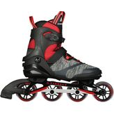 Firefly ILS 310 M84 Herren Inline Skates Inliner black/red – Bild 1