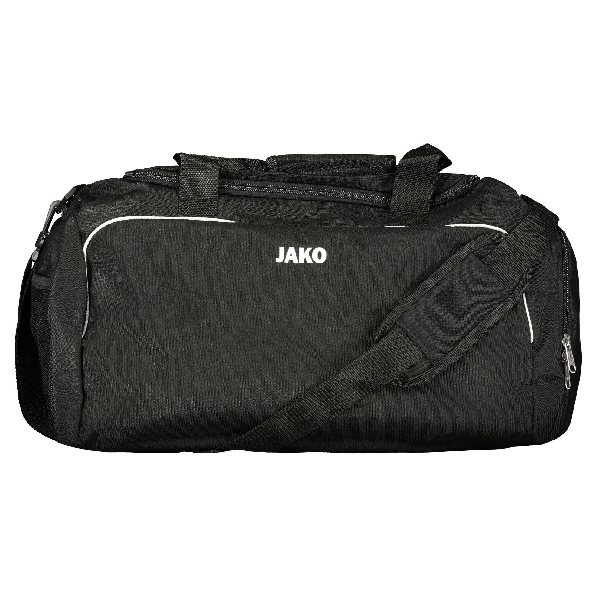 Jako Sporttasche Classico schwarz Reisetasche Tasche Sport Bag Sporttasche
