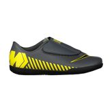 Nike Fußballschuhe Halle IC Kinder JR VAPOR 12 CLUB PS (V) IC dark grey/yellow  – Bild 1