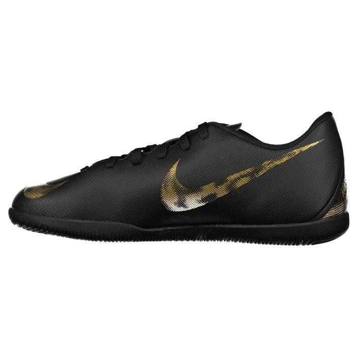 Nike Fussballschuhe Halle IC Kinder JR VAPOR 12 CLUB GS IC black/vivid gold