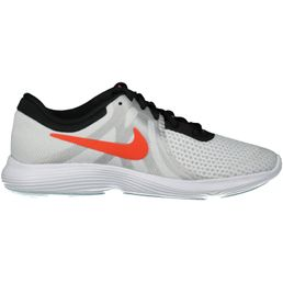 Nike Laufschuhe Kinder REVOLUTION 4 SD (GS) pure platinum/team orange