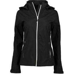 McKINLEY Everest Softshelljacke Damen Jacke black