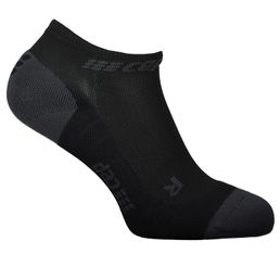 CEP low-cut socks 3.0 Laufsocken Kompressionssocken Damen black/dark grey