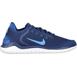 Nike Free RN 2018 Laufschuhe Herren blue void/photo blue