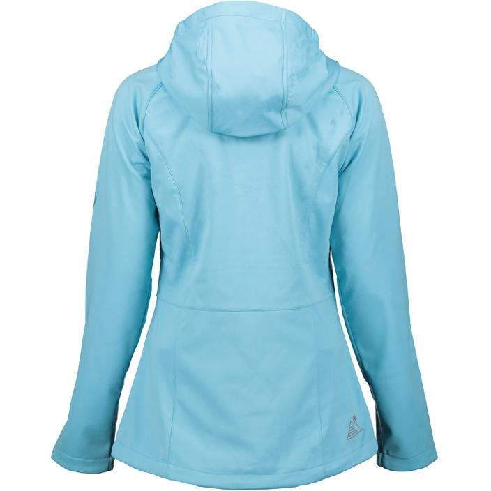 McKinley Billy II Softshelljacke Mädchen blue light/melange