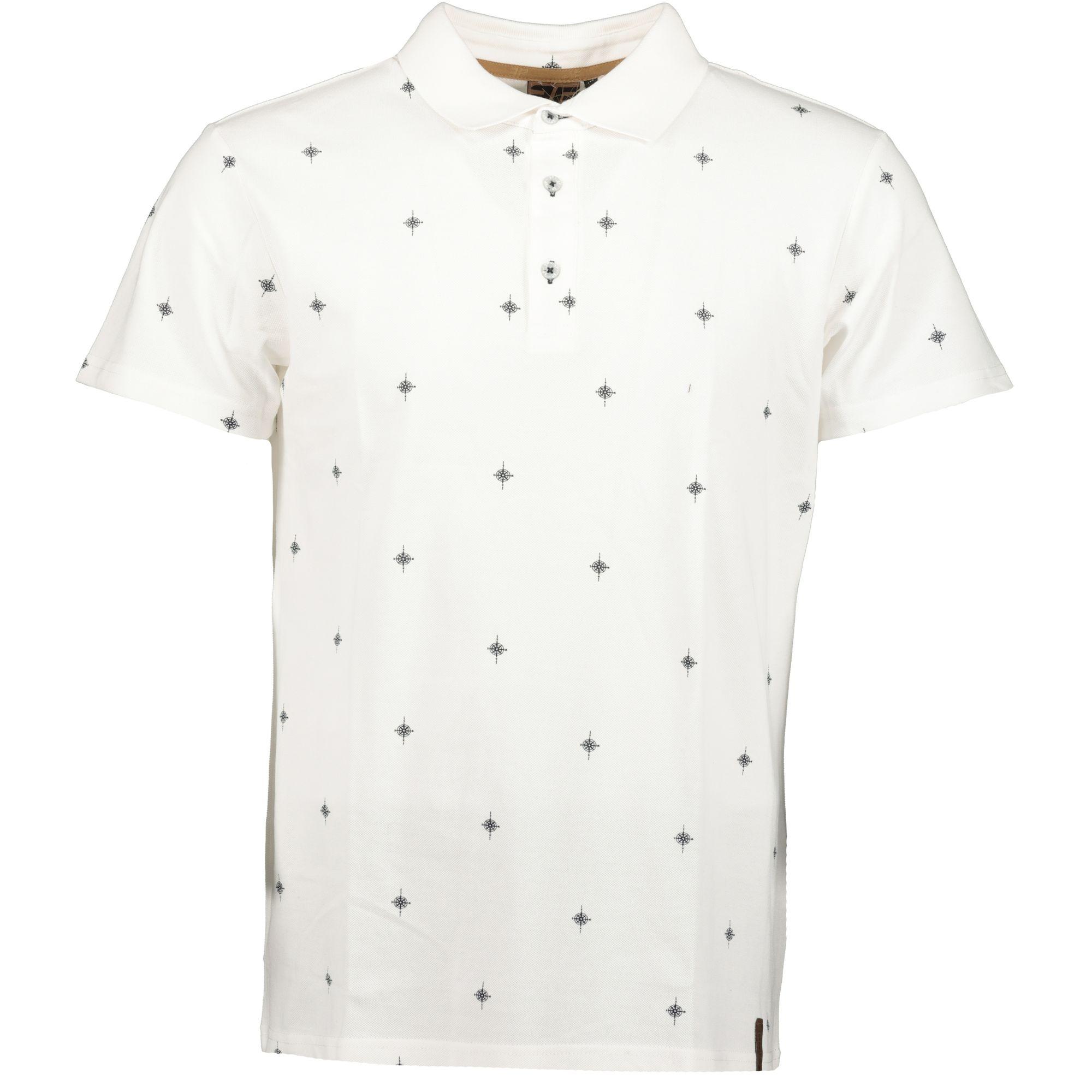 80a4c8f13d1b97 Icepeak Herren Polo Lorenzo Poloshirt Herren weiss Men Shirts Poloshirts