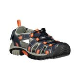 McKinley Vapor II Junior Kinder Trekkingsandale navy dark/grey/red – Bild 2