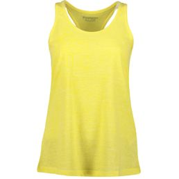 Energetics Cillary 5 Damen Tanktop yellow light/melange