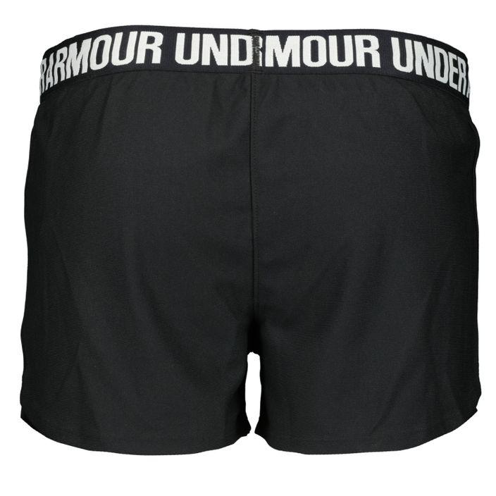 Under Armour Play Up Short Kurze Sporthose Mädchen black/white