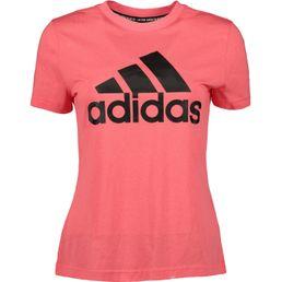 adidas performance W MH Bos Tee Freizeit T-Shirt Damen prism pink