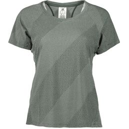 adidas performance TRAINING JACQUARD TEE Trainingsshirt kurzarm Damen legivy