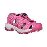 CMP Kids Aquarii Hiking Sandal Geschlossene Sandalen Kinder Mädchen hot pink – Bild 2
