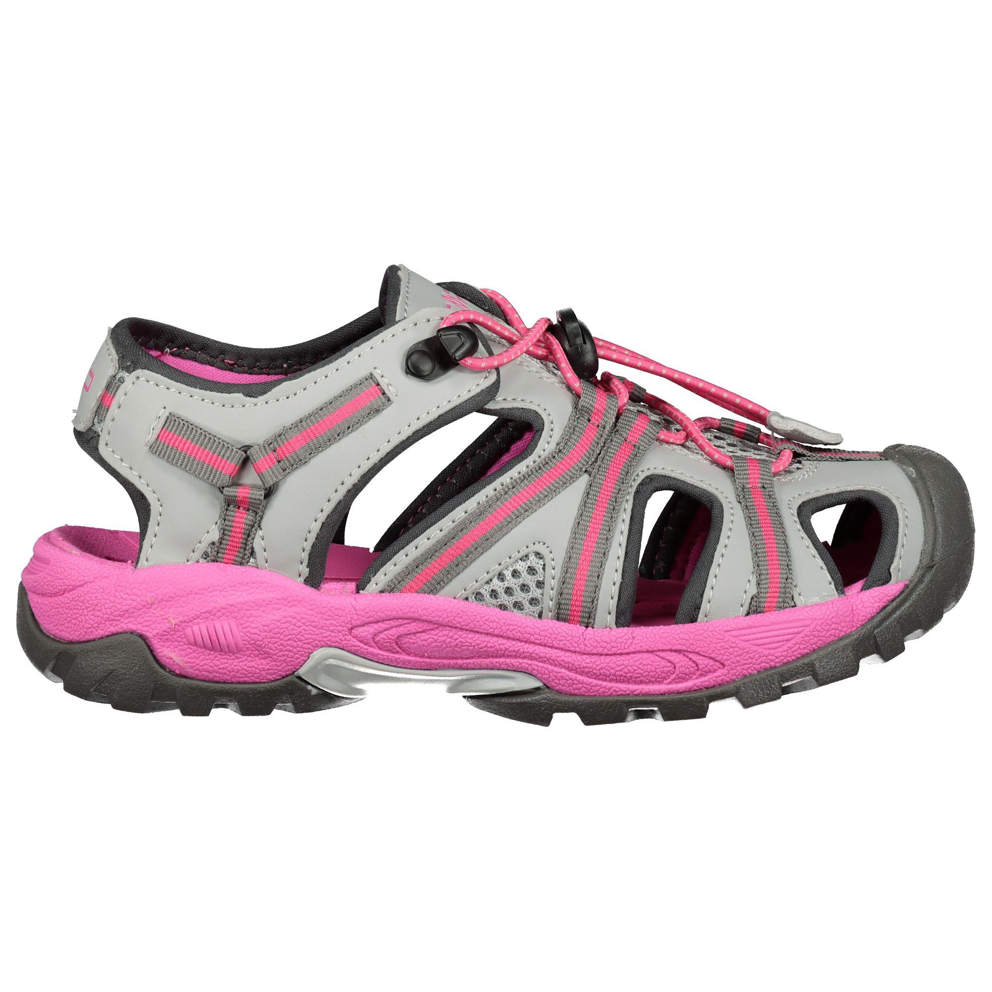 online store 75a6c 046ed CMP Kids Aquarii Hiking Sandal Geschlossene Sandalen Kinder Mädchen  ice-geraneo Kids Schuhe Freizeitschuhe