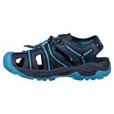 CMP Kids Aquarii Hiking Sandal Geschlossene Sandalen Kinder Jungen blue-cyano – Bild 3