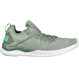 Puma IGNITE Flash evoKNIT Wn Freizeitschuhe Damen laurel wreath-quarry