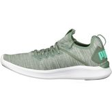 Puma IGNITE Flash evoKNIT Wn Freizeitschuhe Damen laurel wreath-quarry – Bild 2