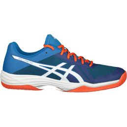Asics Gel-Tactic Volleyballschuhe Herren blue print/white