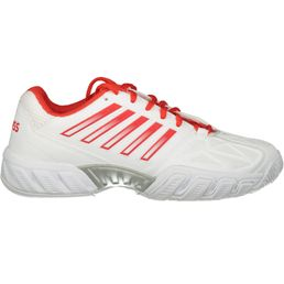 K-Swiss Bigshot Light 3 Tennisschuhe Damen white/fiesta/silver
