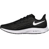 Nike Air Zoom Pegasus 36 Laufschuhe Herren black/white-thunder grey – Bild 2