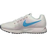 WMNS Nike Air Zoom Pegasus 34 Laufschuhe Damen Schuhe summit white/equator blue – Bild 2
