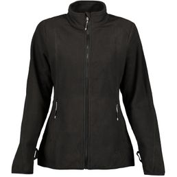McKinley Polarnight Fleecejacke Damen Unterjacke black