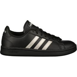 adidas performance Grand Court Freizeitschuhe Damen black/Silver