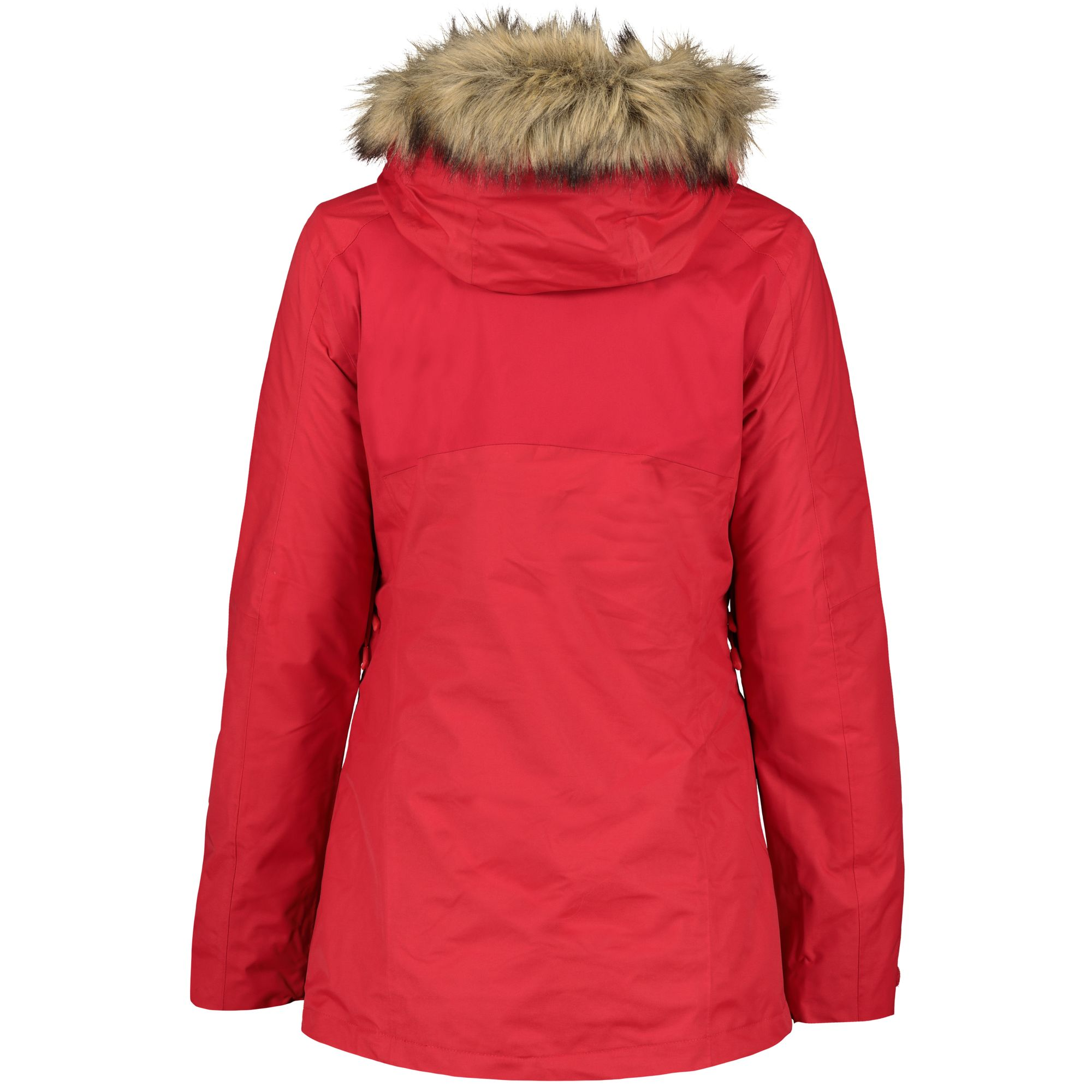 newest b9b15 bd943 Jack Wolfskin Damen Doppeljacke Arctic Ocean 3-in-1 true red