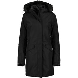 McKinley Daria Damen Wintermantel Outdoorjacke black Jacke
