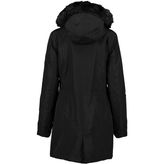 McKinley Daria Damen Wintermantel Outdoorjacke black Jacke – Bild 2