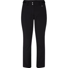 McKinley Dalia Damen Softshellhose Skihose black night
