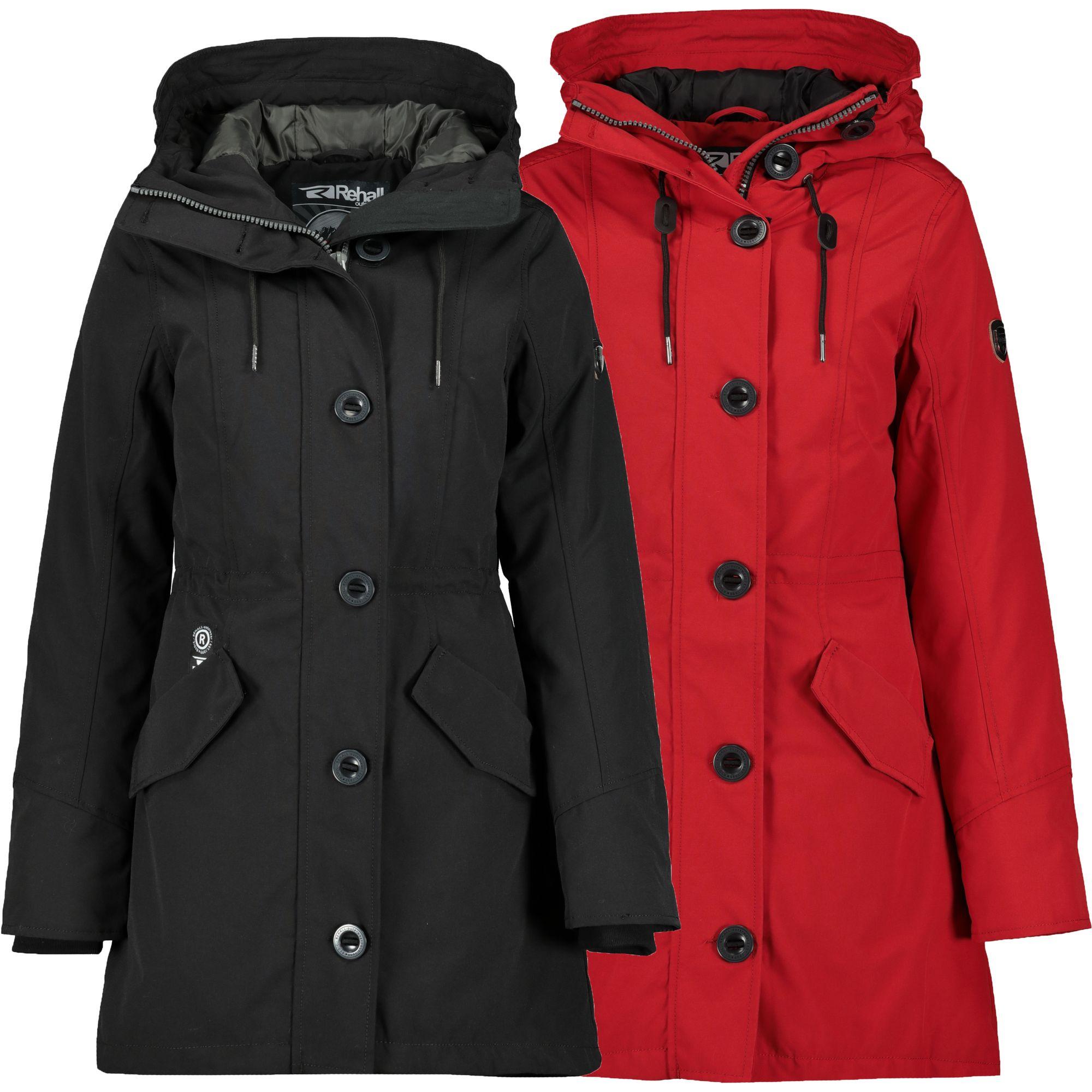 Damen Rehall Jacke Mantel R Zu Daynah Details Wintermantel Outdoormantel mnyv0N8wO